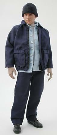 ムービー・マスターピース  - 1/6 Scale Fully Poseable Figure: Prison Break - Inmate Michael Scofield