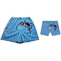Unisex Spider Boxer Shorts - Magic Boxers - Large by Magic Boxers [並行輸入品]