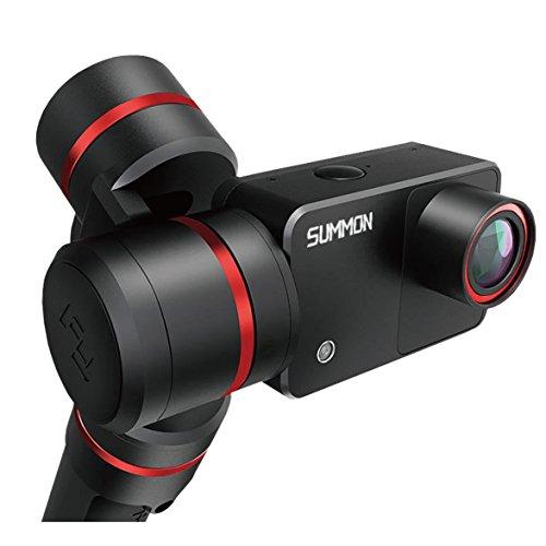 4Kカメラ搭載 スタビライザー FEIYU SUMMON キーライトセット【国内1年保証/日本語取説/国内正規品】