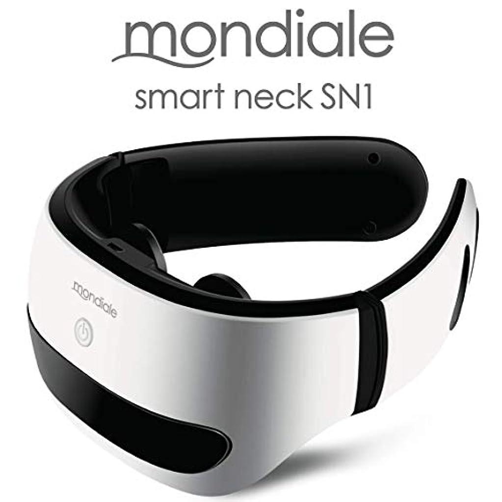 糞参加者雄弁家モンデール スマートネック SN1 mondiale smart neck SN1