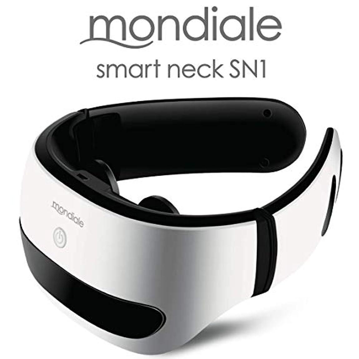 意識的撤退レベルモンデール スマートネック SN1 mondiale smart neck SN1