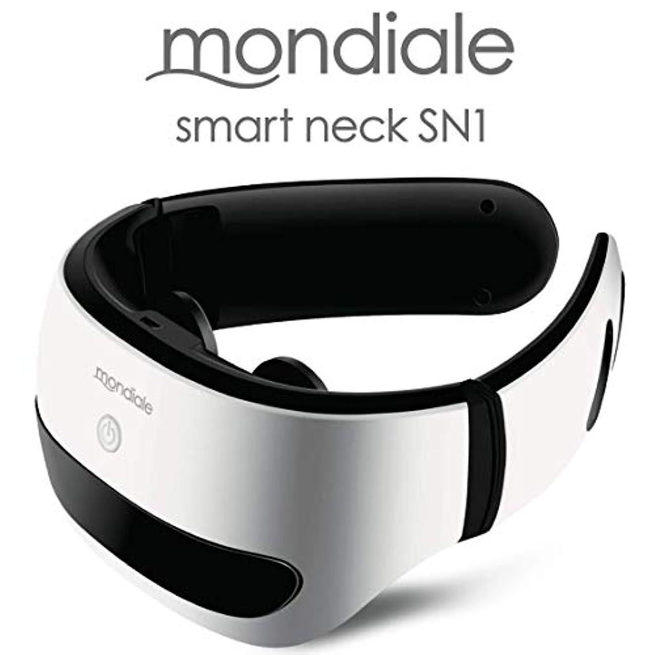 解決推進力宣教師モンデール スマートネック SN1 mondiale smart neck SN1