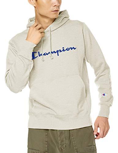 [チャンピオン] パーカー 裏毛 スクリプトロゴ 定番 ベーシック C3-Q102 メンズ