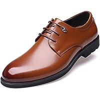 Fengbao 革靴 ビジネスシューズ メンズ 本革 リーガル 靴 スニーカー 通勤 レースアップ 柔らかい