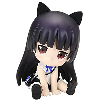 俺の妹がこんなに可愛いわけがない。 ぺたん娘 黒猫 夏コミver. (ノンスケール PVC塗装済み完成品)
