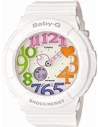 [カシオ] 腕時計 ベビージー BGA-131-7B3JF ホワイト
