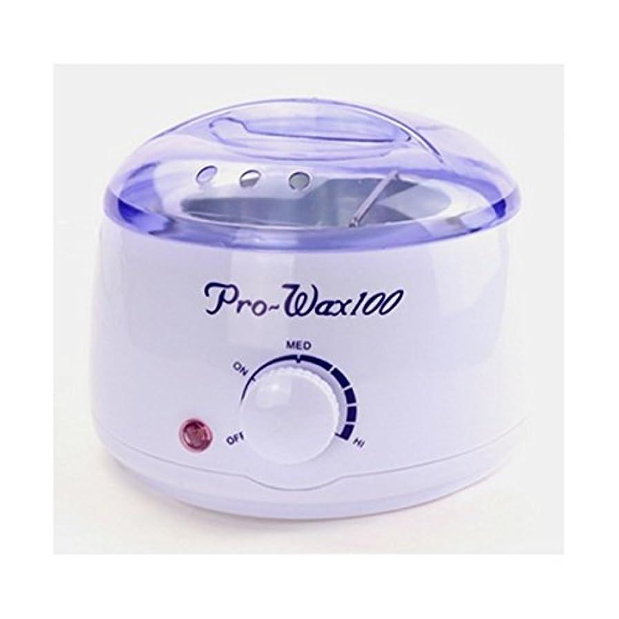 揮発性音声学派手脱毛用ワックスウォーマー ブラジリアンワックス ソフトワックス ハードワックス 溶解用 プロワックス100