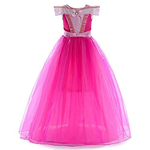 5ba4052f7ad95 (フォーペンド)Forpend 子供ドレス オーロラ姫風ドレス コスチューム なりきりキッズドレス 子供 お姫様