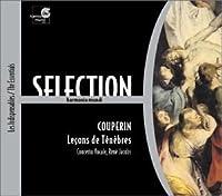 Couperin - Le莽ons de t茅n猫bres / Jacobs 路 Darras 路 Christie 路 W. Kuijken 路 Jungh盲nel 路 Concerto Vocale 路 Jacobs
