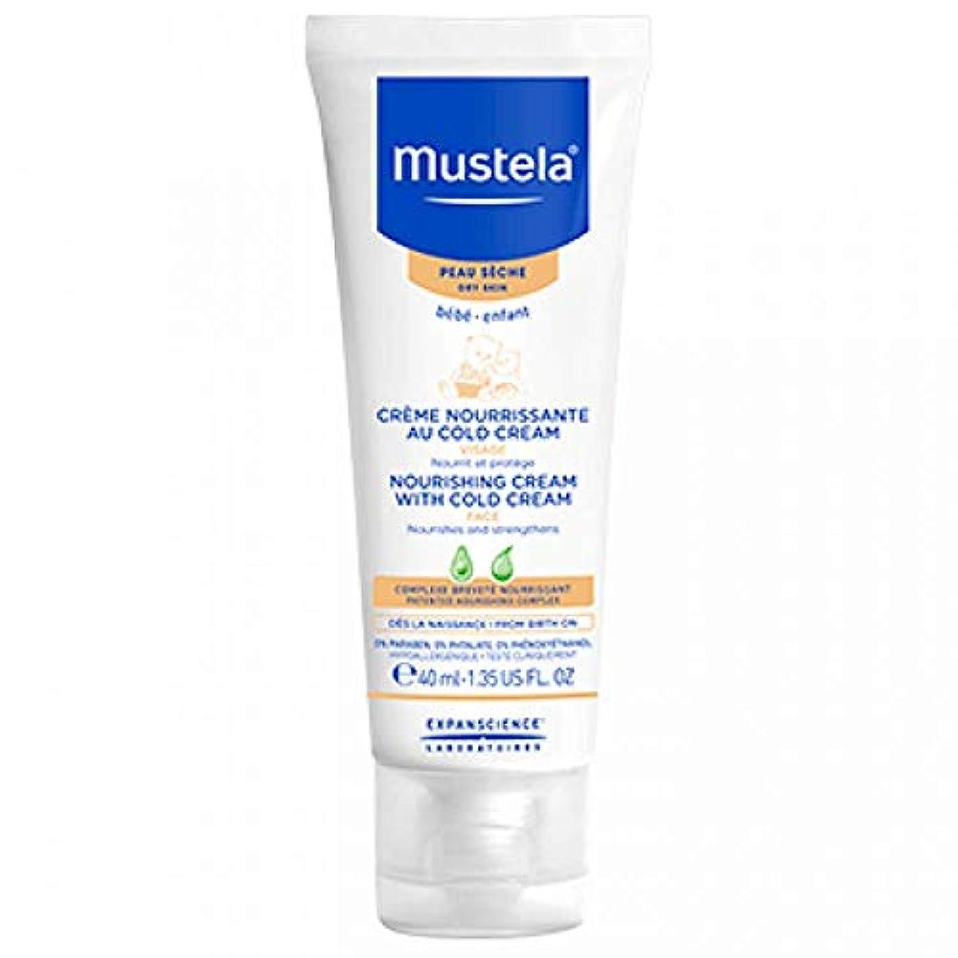 ジョージバーナード解任差し引くムステラ Nourishing Cream With Cold Cream 40ml/1.35oz並行輸入品