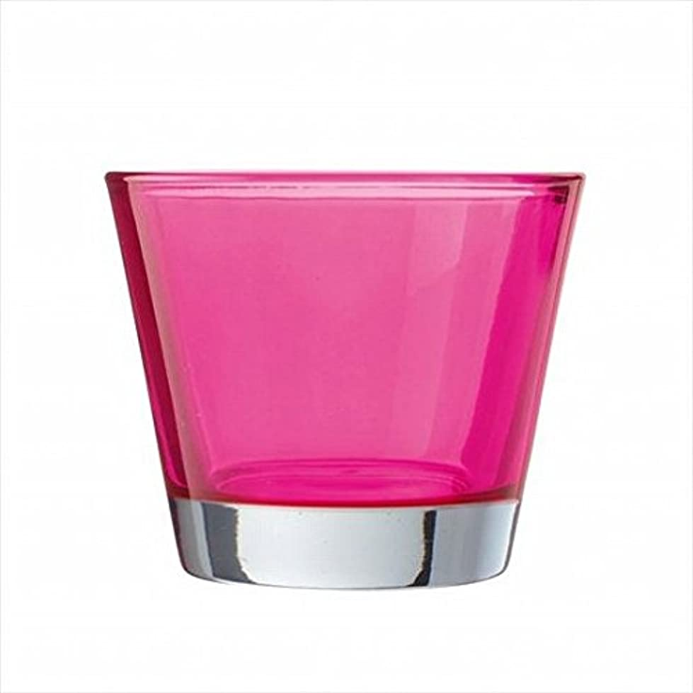 酔ってクールジャンプkameyama candle(カメヤマキャンドル) カラリス 「 ピンク 」 キャンドル 82x82x70mm (J2540000PK)