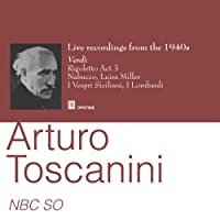 Toscanini Live recordings from 1940 by Toscanini
