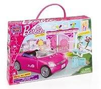 Mega Bloks (メガブロック) Barbie(バービー) Convertible ドール 人形 フィギュア(並行輸入)
