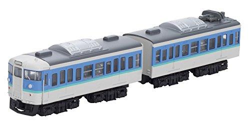 Bトレインショーティー 115系新長野色 (先頭+中間 2両入り)