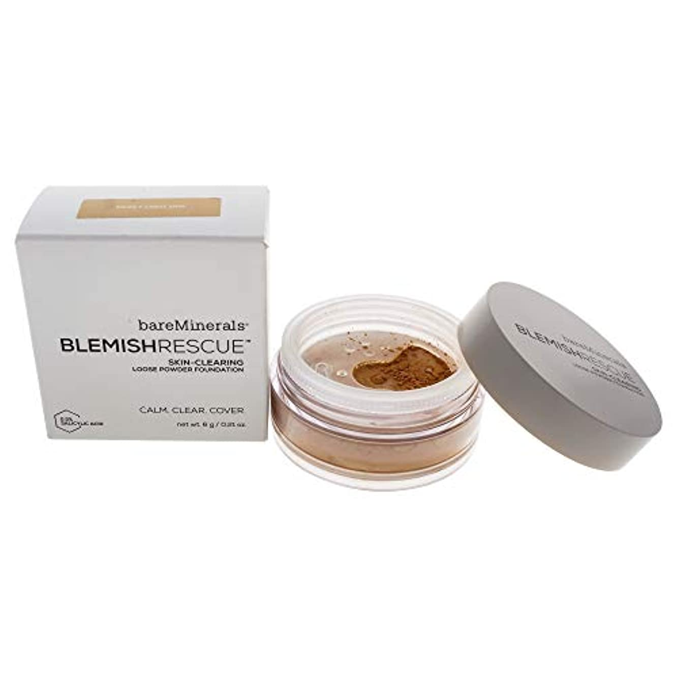 存在する彼女タイムリーなBlemish Rescue Skin-Clearing Loose Powder Foundation - 1NW Fairly Light