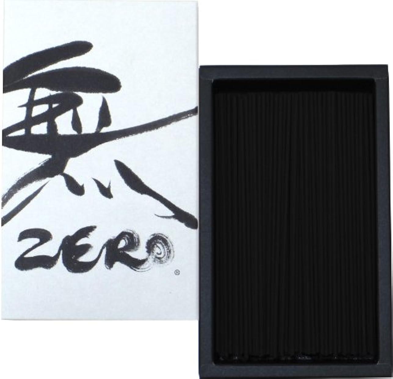 絶滅させる突き刺す終わり丸叶むらたのお線香 無 ZERO(ゼロ)大バラ 約160g #ZR-01