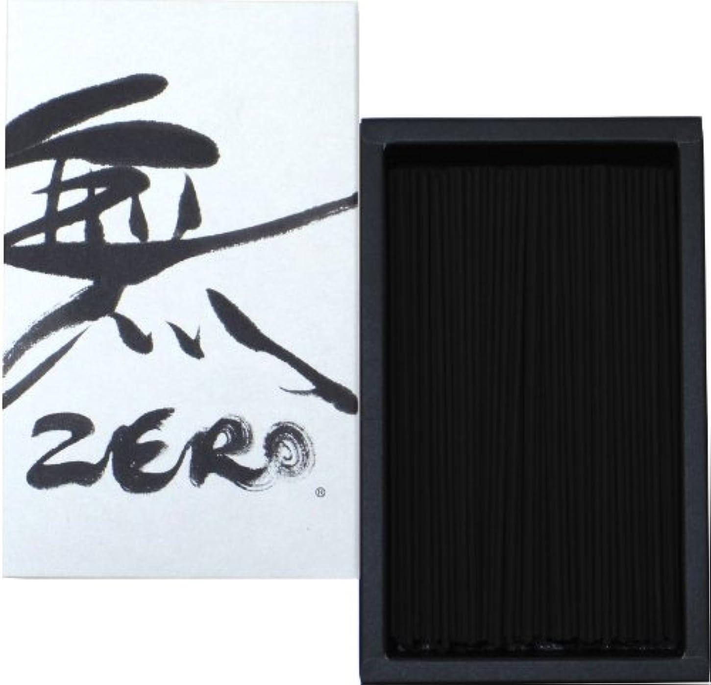 中でツイン教授丸叶むらたのお線香 無 ZERO(ゼロ)大バラ 約160g #ZR-01