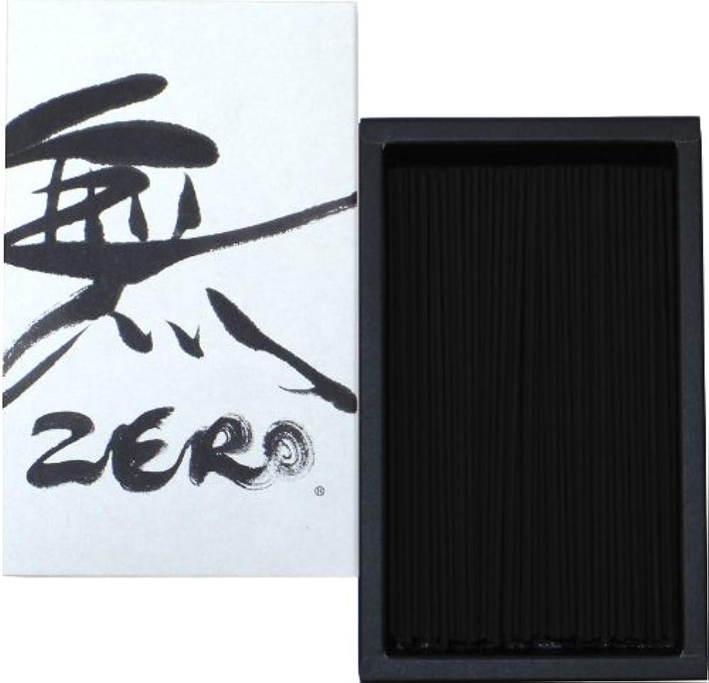 から聞くマーク水を飲む丸叶むらたのお線香 無 ZERO(ゼロ)大バラ 約160g #ZR-01