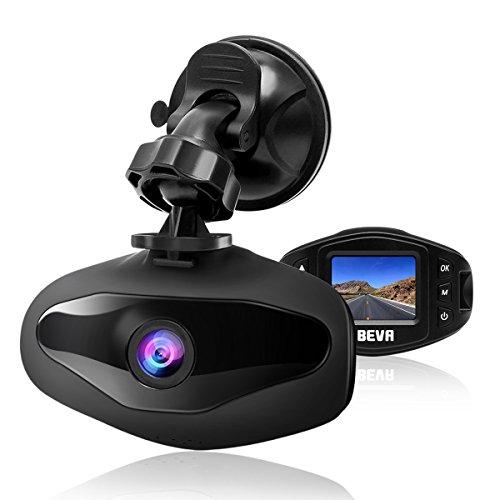 BEVA ドライブレコーダー 超小型ドラレコ 1080P Full HD 車載カメラ 高速起動 常時録画/ループ録画/衝撃録画/Gセンサー搭載