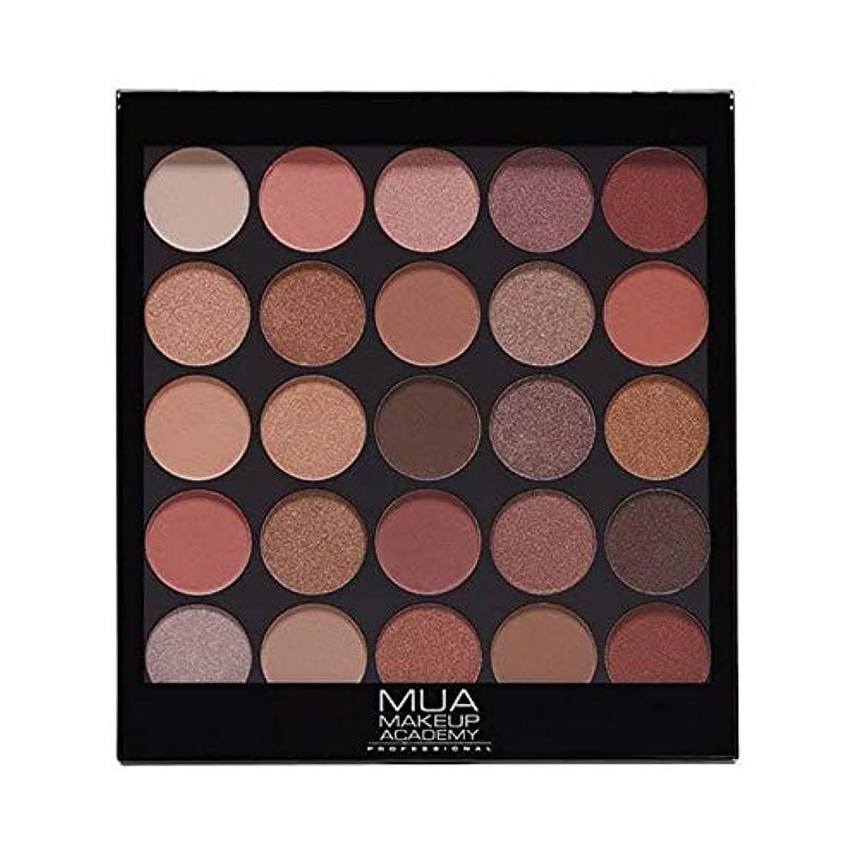 気体のファントム排気[MUA] Muaのアイシャドウパレット自然強迫観念 - MUA Eyeshadow Palette Natural Obsession [並行輸入品]