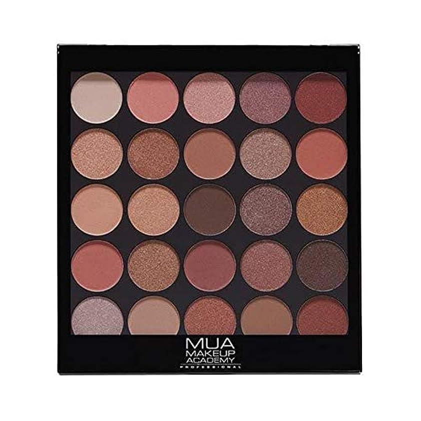 チャンスケント巨大な[MUA] Muaのアイシャドウパレット自然強迫観念 - MUA Eyeshadow Palette Natural Obsession [並行輸入品]