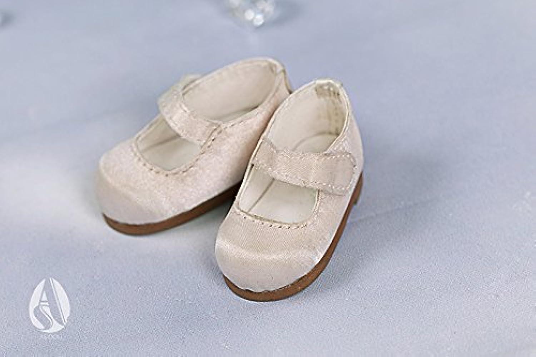 ASDOLL bjd靴 ドールシューズ bjdドール専用 6分女bjdドール 球体関節人形 人形用靴 ロリータ プリンセス靴