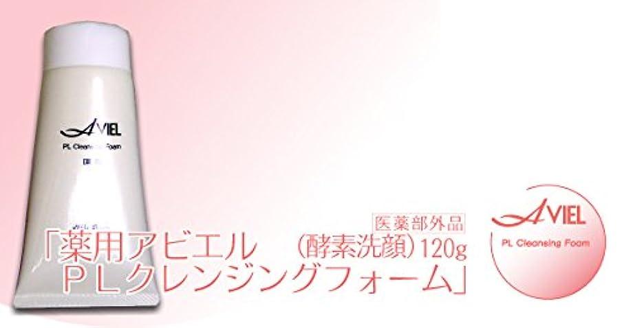 母性模索傾く黒麗(KOKUREI) 薬用アビエル PLクレンジングフォーム (酵素洗顔) 120ml