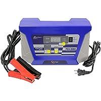 メルテック バッテリー充電器(軽自動車~大型トラック) DC12/24V対応 定格20/10A リフレッシュ・フルオート機能付 長期保証3年 Meltec PCX-3000