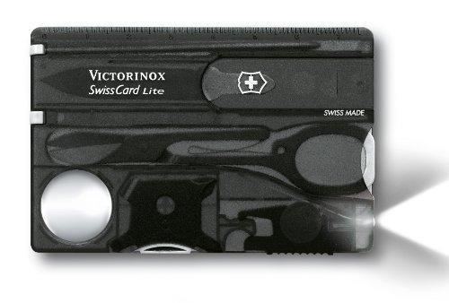 VICTORINOX(ビクトリノックス) スイスカードライトT3 BK 0.7333.T3 【日本正規品】