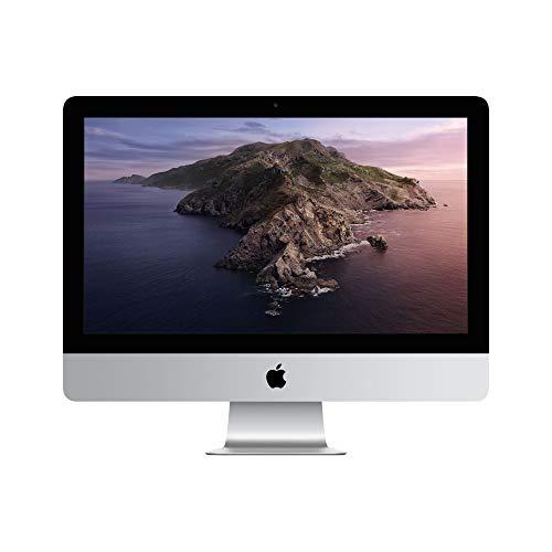 最新モデル Apple iMac (21.5インチ, Retina 4Kディスプレイモデル, 3.6GHzクアッドコア第8世代Intel Core i3プロセッサ, 1TB)