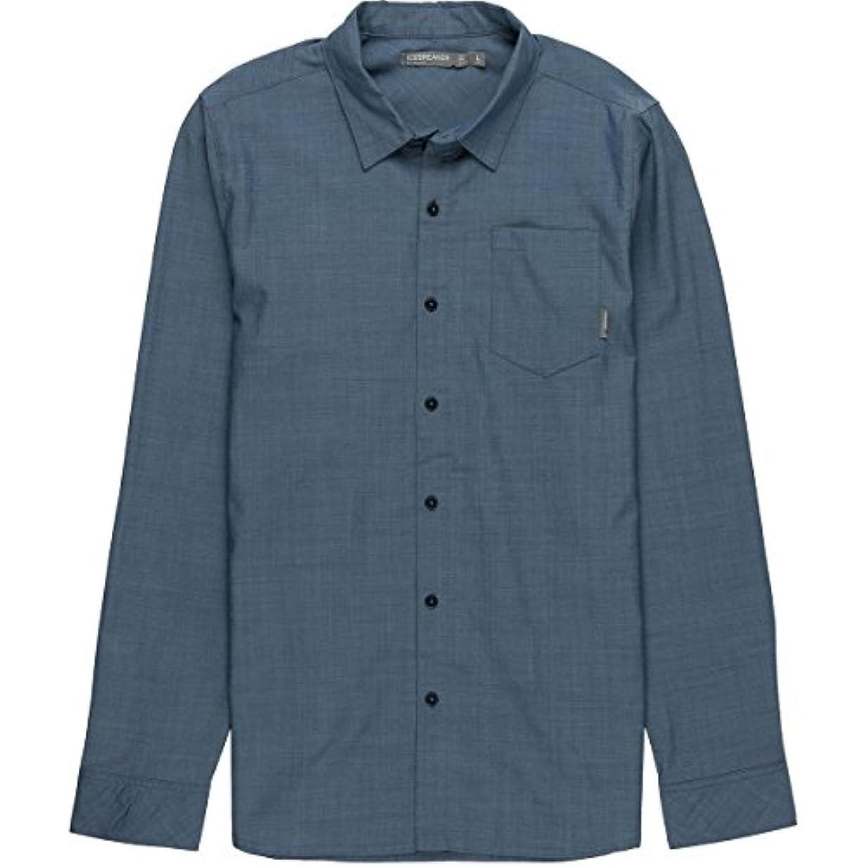 放棄拒否洋服アイスブレーカー トップス シャツ Departure II Shirt - Long-Sleeve - Men's Largo Heat 10j [並行輸入品]