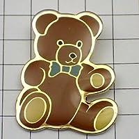 限定 レア ピンバッジ クマのぬいぐるみ熊 ピンズ フランス