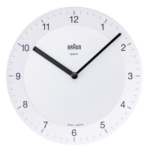 RoomClip商品情報 - 【正規輸入品】 BRAUN(ブラウン) 壁掛け時計 BNC006WHWH