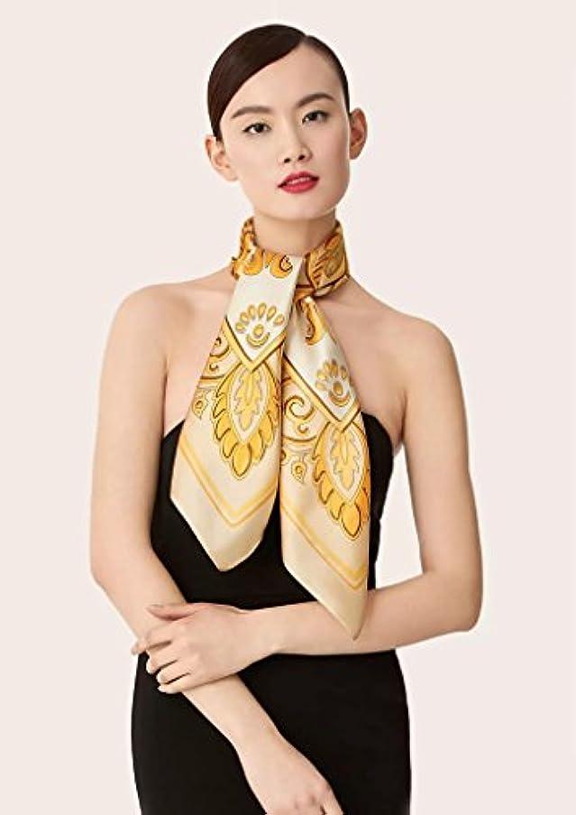 準備したチャンピオンシップまだらWENSLI レディースファッション 絹スカーフ 100%蚕糸上質 柔らかい エレガント ローズパターン 大判 ストール