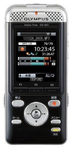 OLYMPUS リニアPCMレコーダー ボイストレック DS-...
