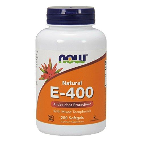 E-400(ミックストコフェロール) 250錠 海外直送品