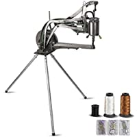 DIY Shoe Repair Machine Manual Shoe Mending Sewing Machine Cobbler Shoe Repair Machine Cotton Nylon Line Sewing Machine