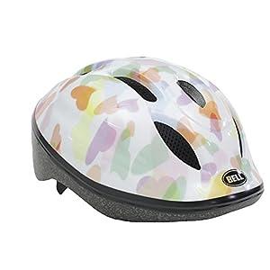 BELL(ベル) ヘルメット 自転車 サイクリング 子ども用 ZOOM2 [ズーム2 ホワイトハーツ 7072841] M/L (頭囲 52cm~56cm)