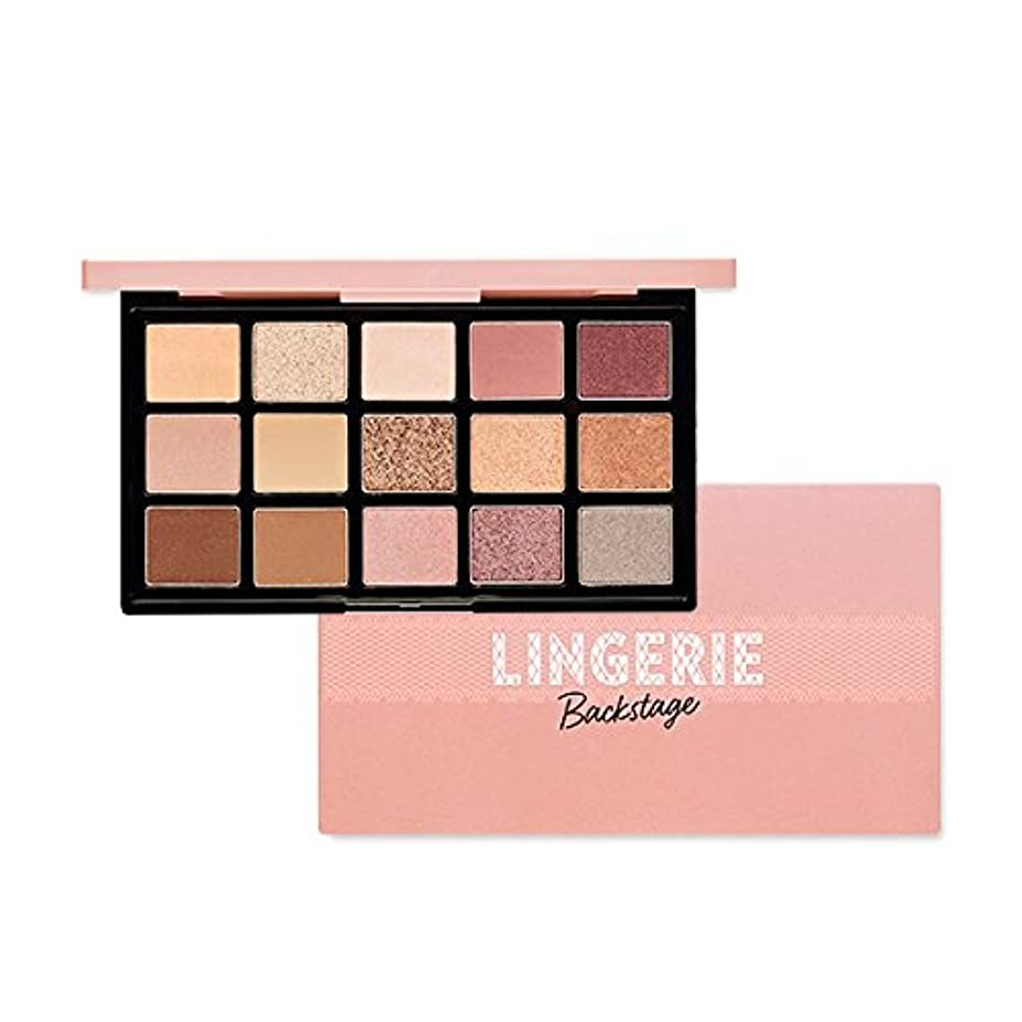 ETUDE HOUSE Play Color Eye Palette - Lingerie Backstage/エチュードハウスプレイカラーアイパレット - ランジェリーバックステージ [並行輸入品]