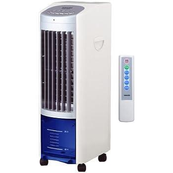 山善 冷風扇(リモコン) タイマー付 ホワイトシルバー FCR-C403(WS)
