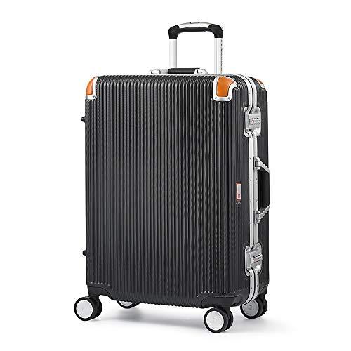 6e79b66fe1 スーツケース スイスミリタリー SWISS MILITARY [スーツケース フレームタイプ] 67cm 【Mサイズ