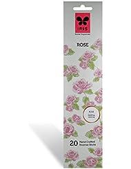 IRIS Signature Rose Fragrance Incense Sticks