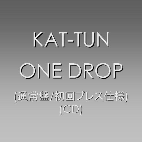 ONE DROP [通常盤][初回プレス仕様] [CD]の詳細を見る