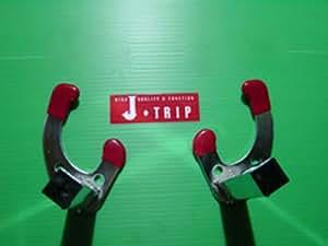 ジェイトリップ(J-TRIP) フック・ウケセット(R/L) C・メッキ JT-107A
