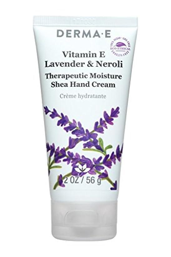 どうしたの寝室を掃除する密輸Derma E Vitamin E Lavender & Neroli Therapeutic Moisture Shea Hand Cream 56g/2oz並行輸入品