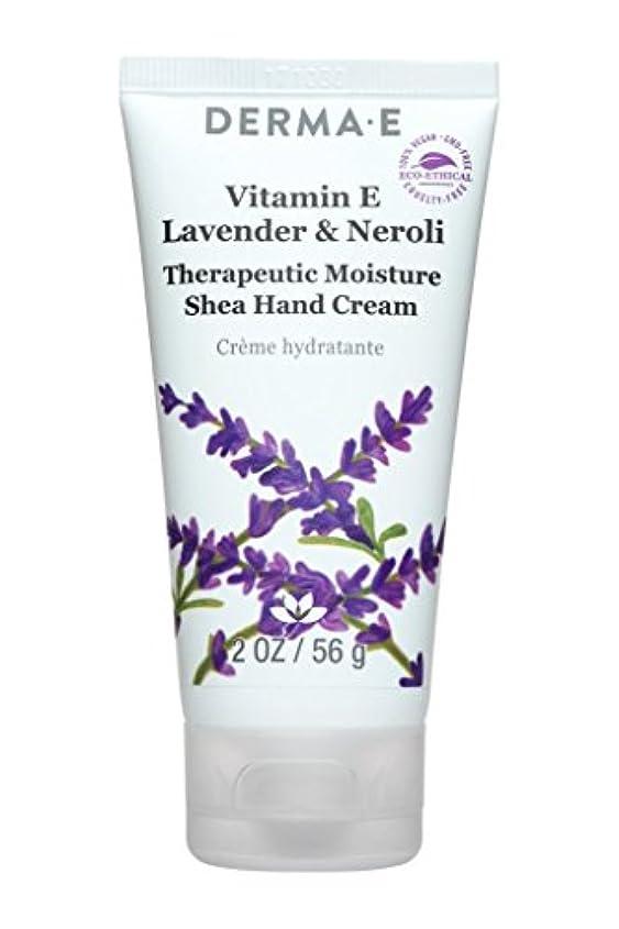 部分的マーガレットミッチェル保守的Derma E Vitamin E Lavender & Neroli Therapeutic Moisture Shea Hand Cream 56g/2oz並行輸入品