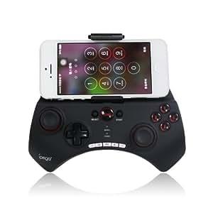 [ipega] iPhone5対応ブルートゥースゲームコントローラー iOS Android端末対応 PG-9025 ブラック
