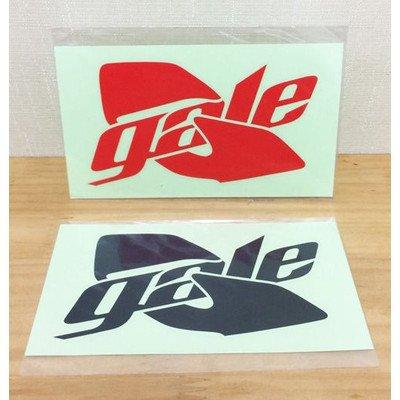 [해외]GALE 게일 커팅 스티커 G 마크 변형/GALE Gale Cutting Sticker G Mark Deformation