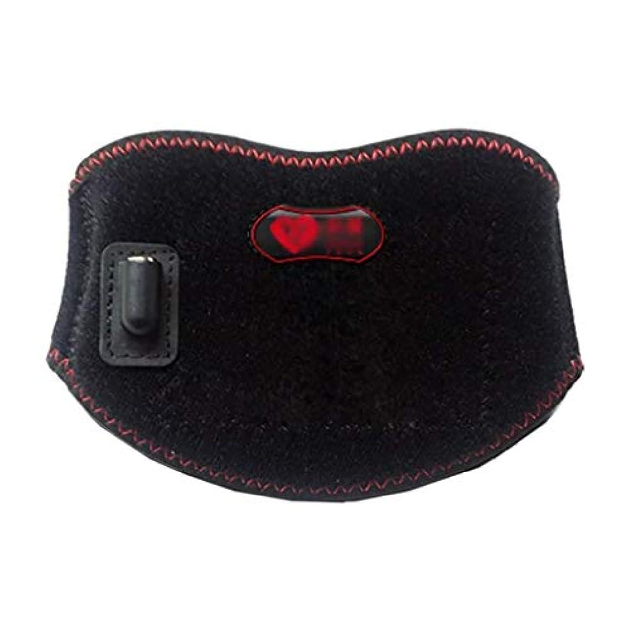 略奪素人エージェント電動ネックマッサージ、温熱首温ラップ/加熱、肩指圧マッサージ/筋肉の弛緩/血圧循環の促進、仕事の動きに適しています