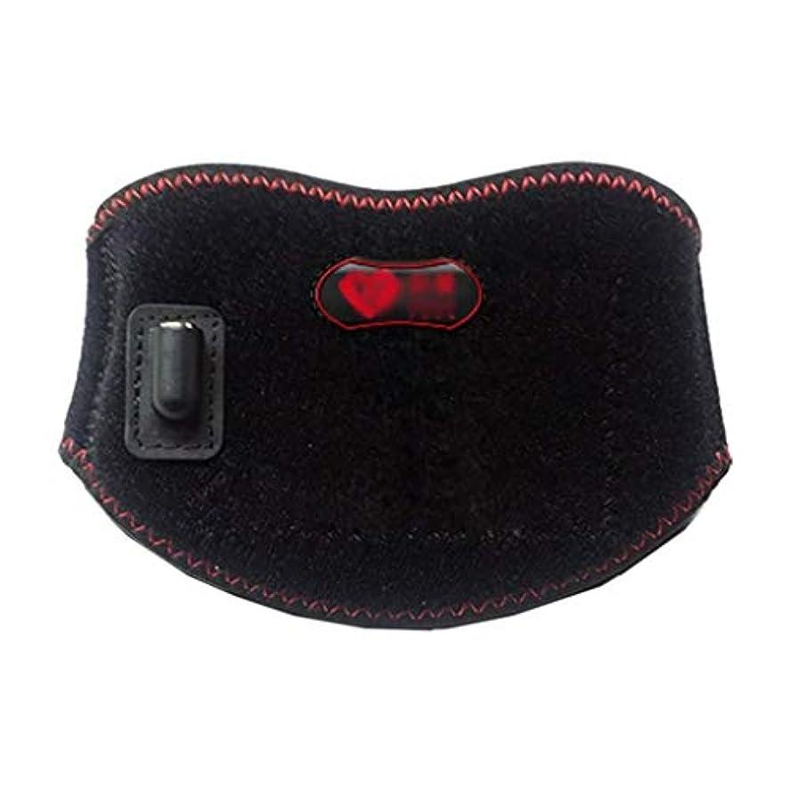 効率的に祖母滴下電動ネックマッサージ、温熱首温ラップ/加熱、肩指圧マッサージ/筋肉の弛緩/血圧循環の促進、仕事の動きに適しています